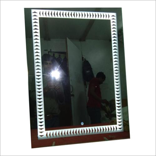 Fancy Border Mirror
