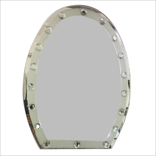 Oval Shape Wall Mirror