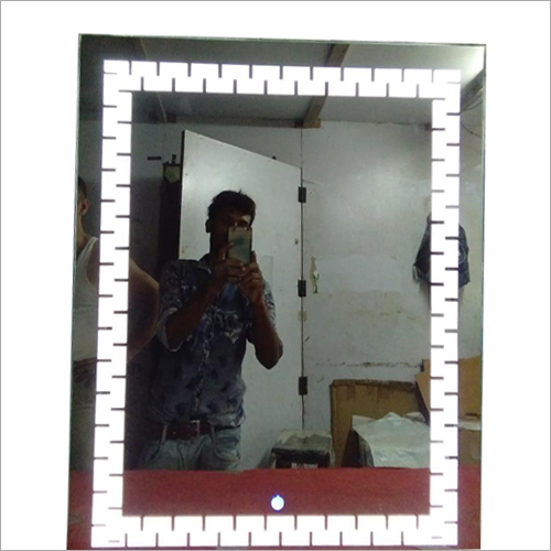 Designer Wall Mirror Size: Customize