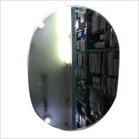 Oval Shape Mirror