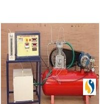 Single Stage Air Compressor Test Rig (1 Hp With Crompton Motor)