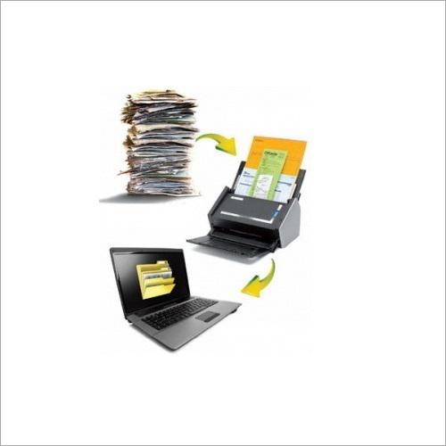 Data Scanning And Digitization Service