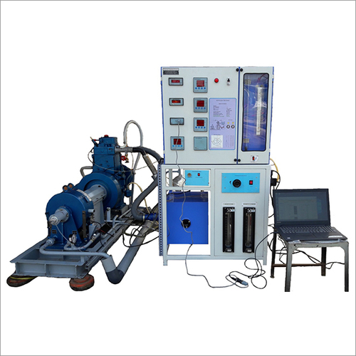 Computerised Single Cylinder Four Stroke Vcr Diesel Engine Test Rig