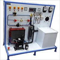 Refrigeration Cycle Test Rig