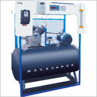 Two Stage Reciprocating Air Compressor Test Rig