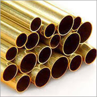 Brass Pipes & Tubes Products