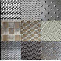 Stainless Steel Designer Sheet
