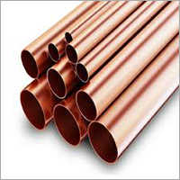 Cupro Nickel Round Pipes