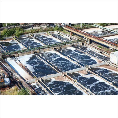 Rice Mill Effluent Treatment Plant ETP