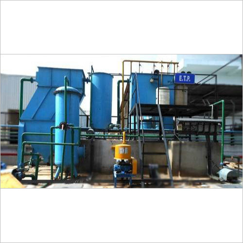 Prefabricated Portable STP Plant