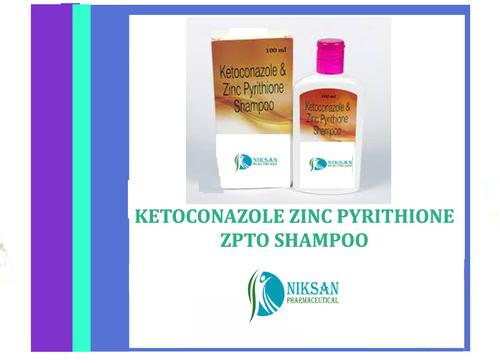 Ketoconazole Zinc Pyrithione Zpto Shampoo