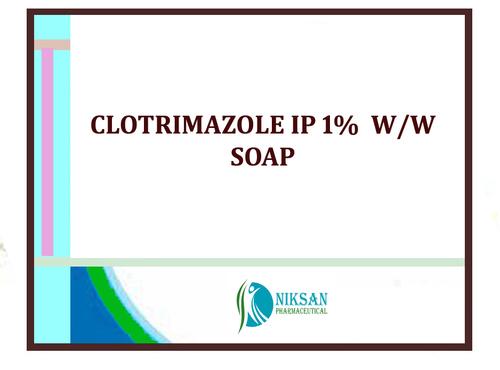 CLOTRIMAZOLE IP 1% SOAP