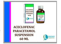 ACECLOFENAC PARACETAMOL SUSPENSION
