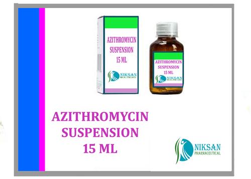AZITHROMYCIN SUSPENSION