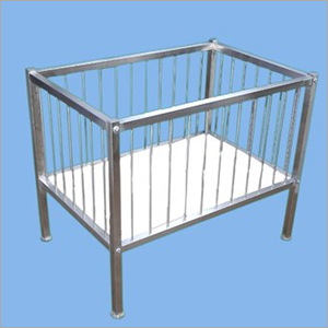 Stainless Steel Garment Basket