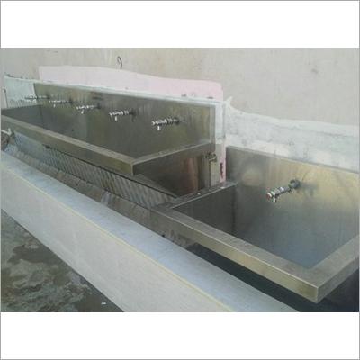 SS Multi Station Hand Wash Sink