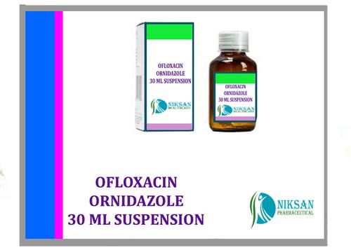 Ofloxacin Ornidazole 30 Ml Suspension