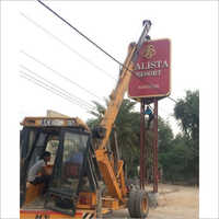 Signage Board Installation Service