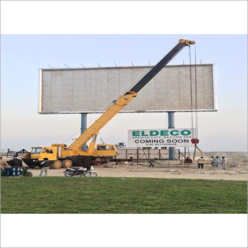 Advertising Signage Installation Service