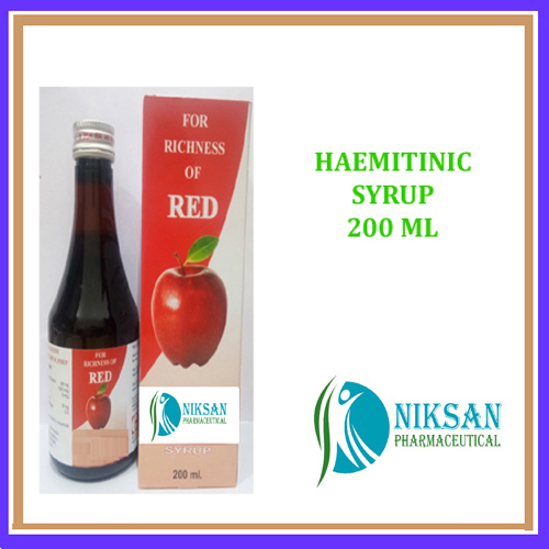 Haemitinic Syrup