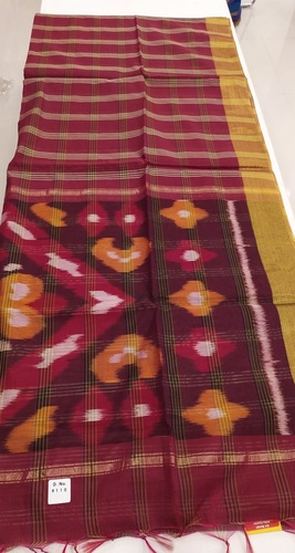 Pure Pochampalli Cotton Sarees
