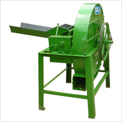 Industrial Chaff Cutter Machine
