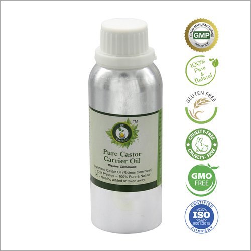 Pure Castor Carrier Oil