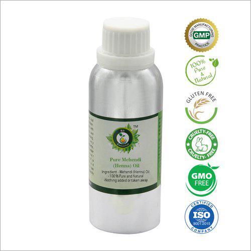 Pure Mehendi (Henna) Oil