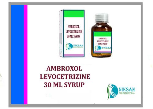AMBROXOL LEVOCETRIZINE SYRUP
