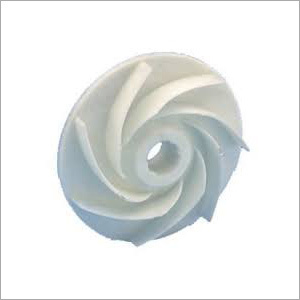 White Plastic Impeller