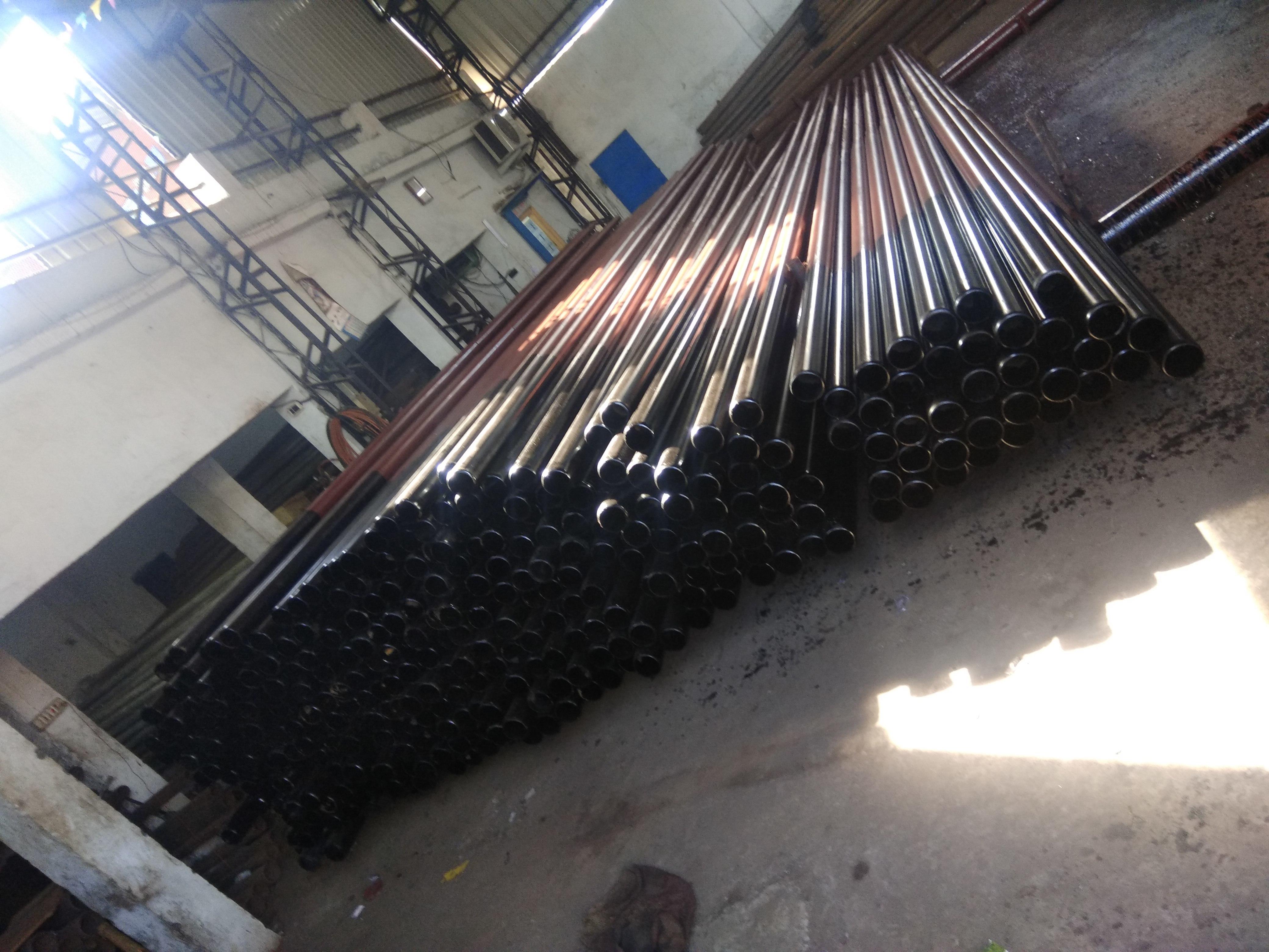 GI Tubular Swaged Steel Pole