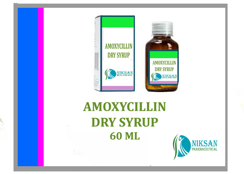 Amoxycillin Dry Syrup