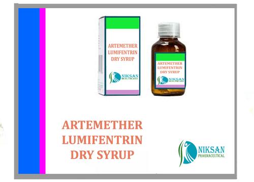 ARTEMETHER LUMIFENTRIN DRY SYRUP