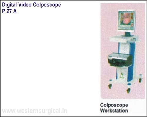 Digital Video Colposcope (Colposcope Work Station)