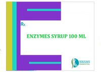 Enzymes Syrup