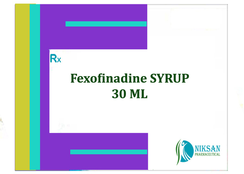 FEXOFINADINE SYRUP