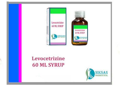 LEVOCETRIZINE SYRUP