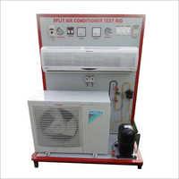Air Conditioner Test Rig