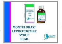 Montelukast Levocetrizine Syrup