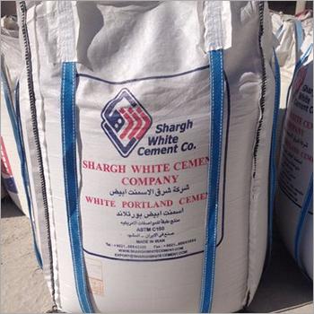 White Portland Cement
