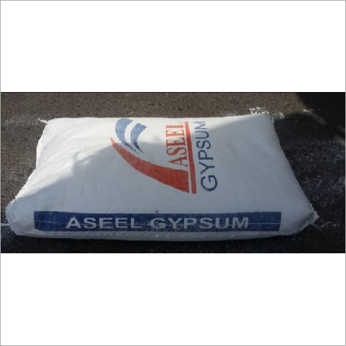 Aseel Gypsum Powder
