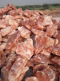 Red Rock Salt Lumps