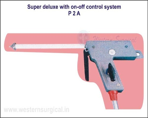 SUPER, DELUXE WITH ON-OFF CONTROL SYSTEM