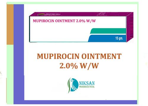 MUPIROCIN 2.0 % W/W OINTMENT