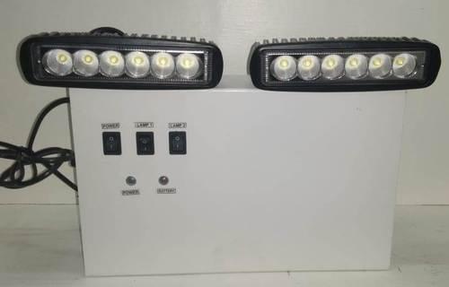 INDUSTRIAL EMERGENCY LIGHT - IEL BC LED18