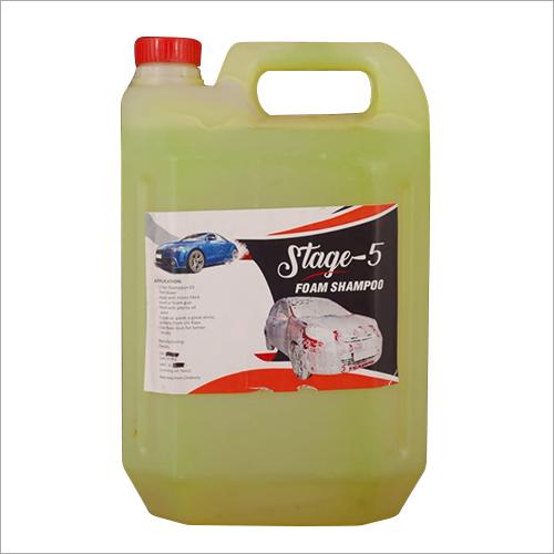 5 Ltr Foam Shampoo
