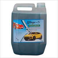 5 Ltr Waterless Wash Plus Wax Shampoo