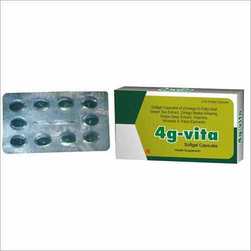4g Vita Softgel Capsules