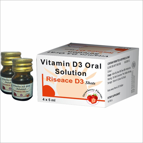 Vitamin D3 Oral Solution