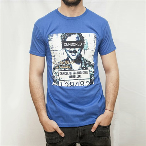 Mens Trendy Print T-Shirt